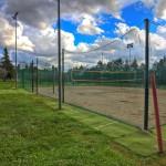 Campo da Beach Voley-Beach Tennis