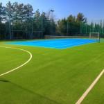Campo da Tennis sintetico