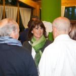 Cena del 7 Maggio 2014 con la candidata a sindaco Biagiotti Sara
